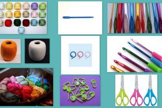 Liste du matériel pour crochet